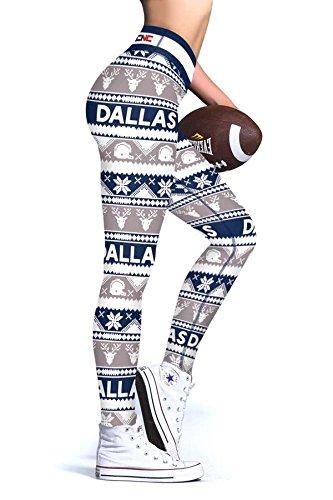 CNC Apparel Dallas Leggings Christmas Edition (XXL)