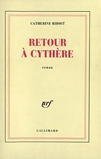 Book's Cover ofRetour à Cythère
