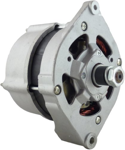 New Premium Alternator 12V 65 Amp for Case Crawler Tractors Uni Loaders 0-120-489-475 0120489475 A186125 AR186125 AR186125GV 3604480RX 3675270NW 3911248 RE509106 10459500 90-15-6230N 90156230N