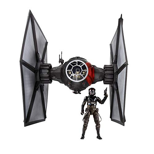- Star Wars The Black Series First Order Special Forces TIE Fighter