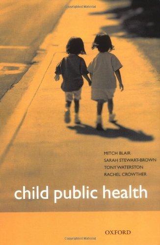 Child Public Health by Mitch Blair (2003-11-20)
