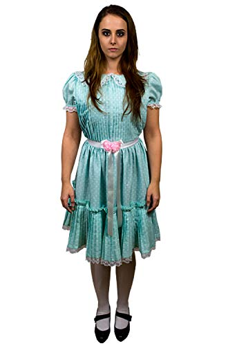 The Shining Twins Halloween Costumes Dress - The Shining Grady Twins Adult Costume