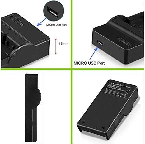 Batería para Panasonic DMW-BLC12DMC-FZ200//FZ300//FZ330//FZ1000//FZ2000//FZ2500