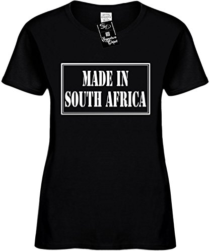 Women's Size 3X Funny T-Shirt (Made In South Africa) Ladies Shirt by Signature Depot