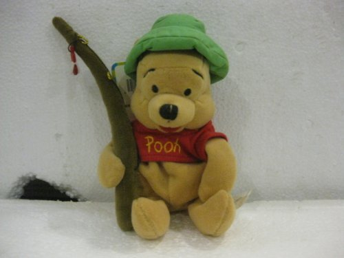 (Winnie The Pooh Fishing Plush)