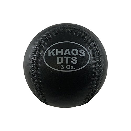 TAP Conditioning® Khaos DTS (Differential Training System) Ball (Set of Four) | Used to help with command, adaptability, and chaotic training for pitchers