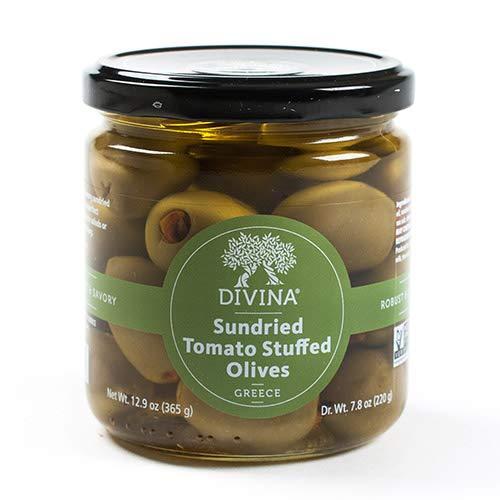 Stuffed Greek Olives - Sundried Tomato (7.8 ounce)