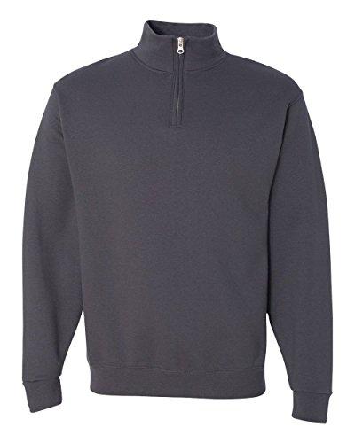 Mens 1/4 Zip Sweatshirt - 6