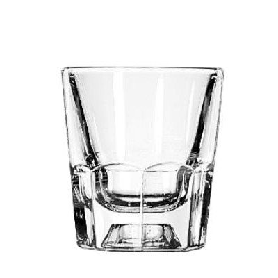 Libbey Glassware 5131 Old Fashioned Tumbler, 4 oz. (Pack of 48) by Libbey