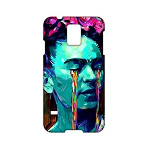 Angl 3D Case Cover Frida Kahlo Phone Case for Samsung Galaxy s 5