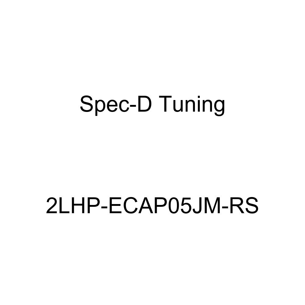 Housing Spec-D Tuning 2LHP-ECAP05JM-RS Black Projector Headlight