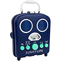 SunnyLife Beach Sounds Speakers (Blue Depths)