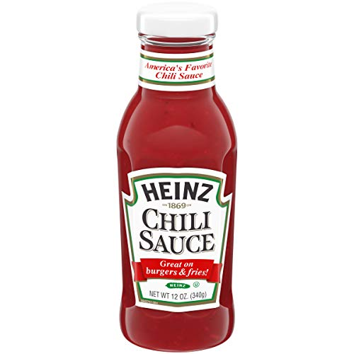 Heinz Chili Sauce, 12 oz Bottle