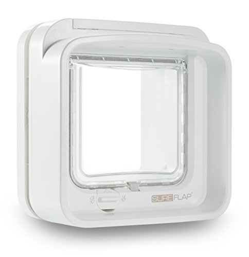 - SureFlap DualScan Microchip Cat Door
