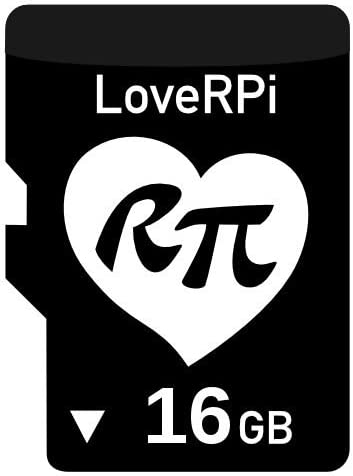 Loverpi sd card for raspberry pi 4
