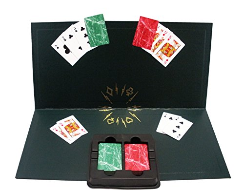 Magnetic Cards Complete Set with 2 decks of Playing Cards