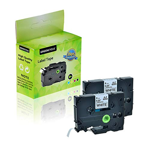GREENCYCLE 2-Pack Compatible 1/4