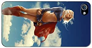 Supergirl v4 Apple iPhone 4 - iPhone 4S 3102mss by icecream design