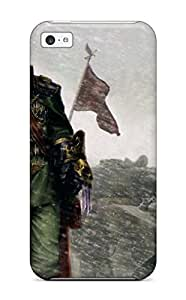 New Arrival Premium Iphone 5c Case(imperial Guard Warhammer)