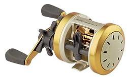 Daiwa Millionaire-s Baitcasting Fishing Reel (Gold, 300)