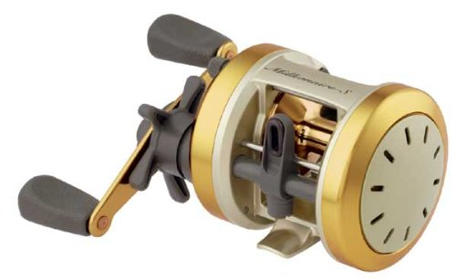Daiwa Millionaire-S Baitcasting Fishing Reel (Gold, for sale  Delivered anywhere in USA