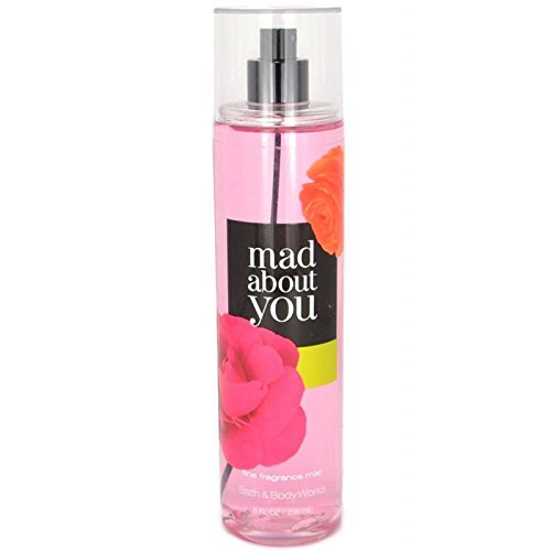 Bath & Body Works Bath & Body Works Mad About You 8.0 Oz Fine Fragrance Mist, 8 Ounce