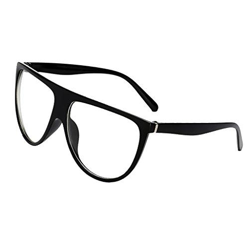Muchacha de Gafas Sol Negro de Ciclismo Anteojos como de Artículos se Negro blanco DIY blanco Marinas Gafas describe Ceremoniales Homyl 054wqIn