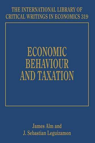 Economic Behaviour and Taxation (International Library of Critical Writings in Economics series, #319)
