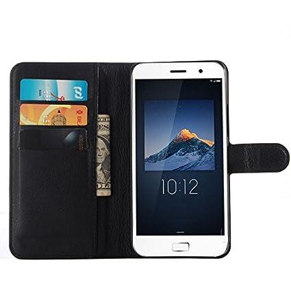 100% authentic 4976b 13458 Amazon.com: Lenovo ZUK-Z1 Case, Zeeeda Pu Leather Wallet Flip Stand ...