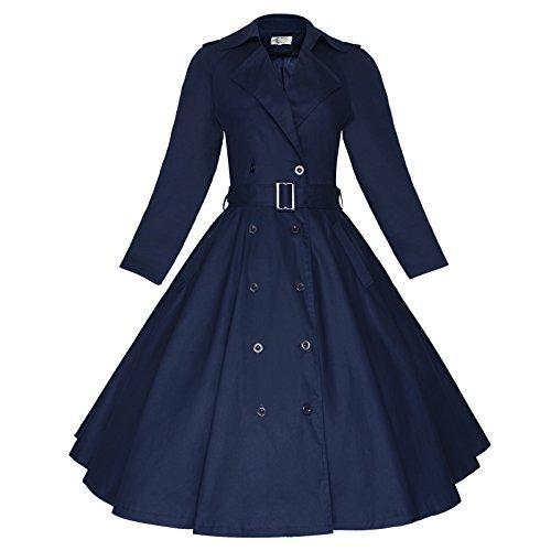 Vintage Swing Coat - 1