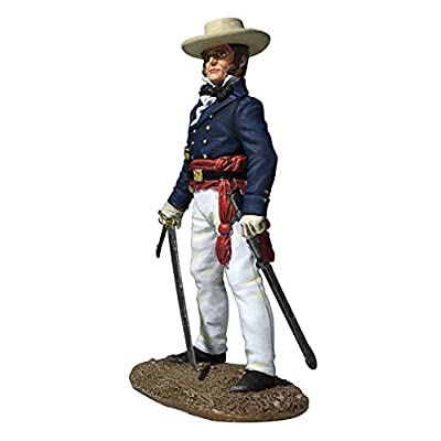 Britains William 10057 William B. Travis 1836: Toys & Games