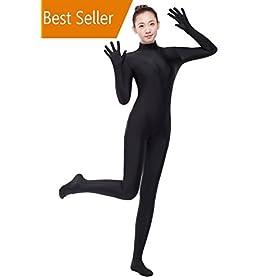 - 41zFKr06BML - Spandex Full Bodysuit One Piece Unitard Women Unitards For Women