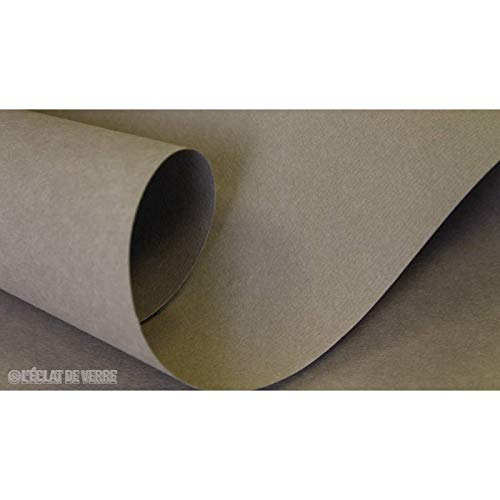 Hahnemuhle Bugra, Brown 304, 33'' x 41'', 130 GSM (15 Sheet Package) by Bugra Paper