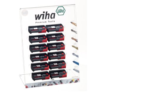 (Wiha Display XSelector Standard Selector Display Z Torx 12 Parts)