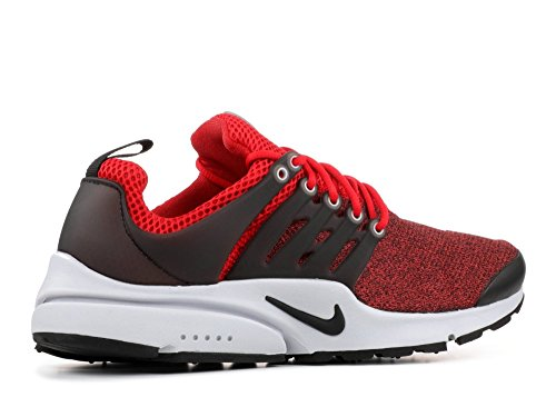 Essential Men's grey black Air Nike Presto Red 6agn1x