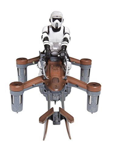 Propel Star Wars Quadcopter: Speeder Bike Collectors Edition Box by Propel (Image #5)