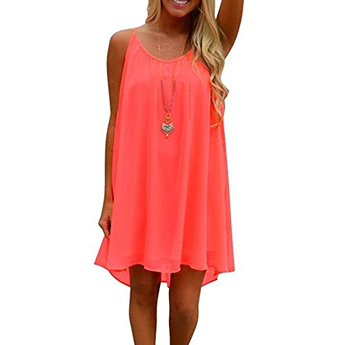 MUMUBREAL Womens Summer Sexy Swimsuit Cover Up Casual Sun Dress Plus Size