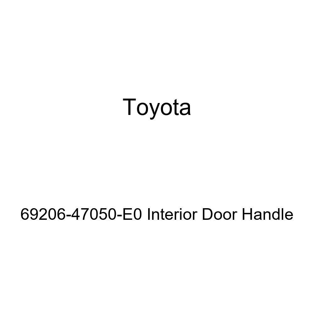 Toyota 69206-47050-E0 Interior Door Handle