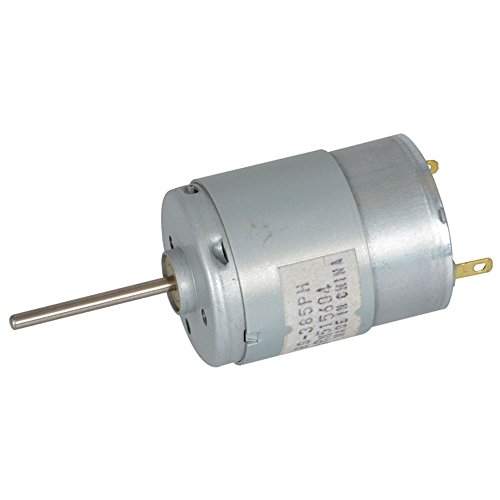 - MABUCHI MOTOR RS385PH-29505 DC Motor, 7420 RPM, 24 Volt, 0.41A, 28.9 mm Dia x 43.2 mm L (Pack of 3)