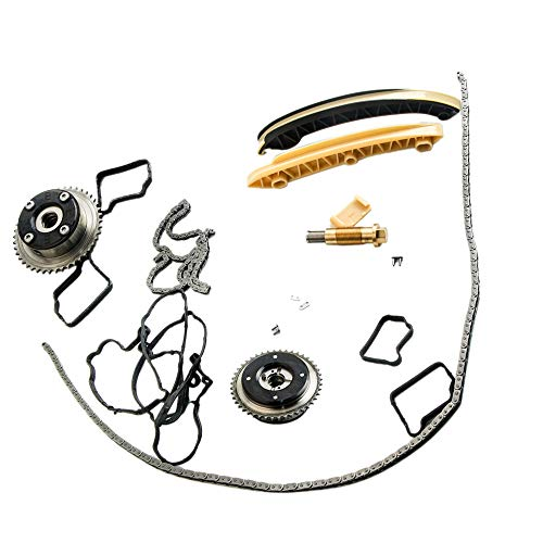 Timing Chain Kit Camshaft Adjuster for Mercedes M271 C200