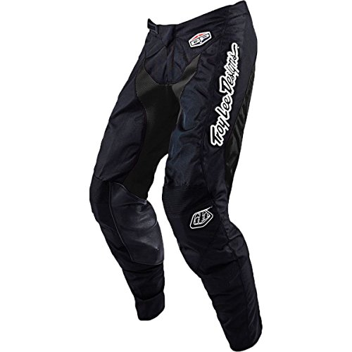 Troy Lee Designs GP Midnight Men's Motocross/Off-Road/Dirt Bike Motorcycle Pants - Black / Size 28 by Troy Lee Designs
