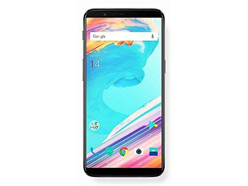 OnePlus 5T A5010 64GB Midnight Black, Dual Sim, 6 01