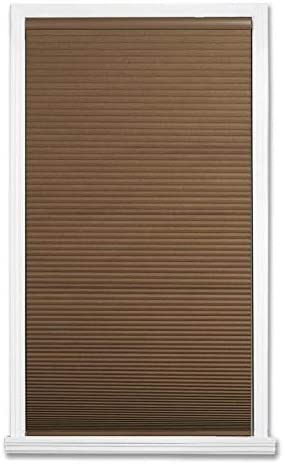 allen roth Blackout Cordless Polyester Cellular Shade 35-in x 64-in Linen