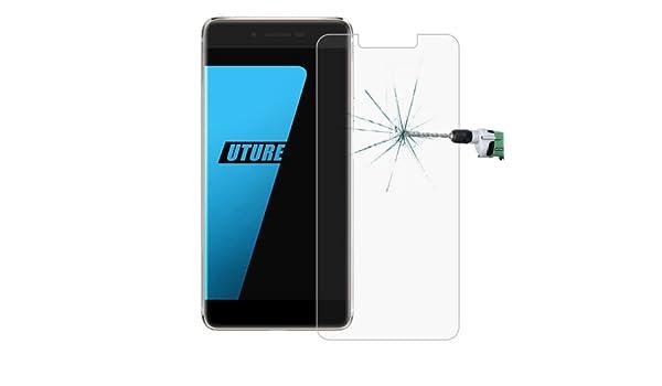 alsatek – Carcasa Protección Plástico para ocube Ulefone Future ...