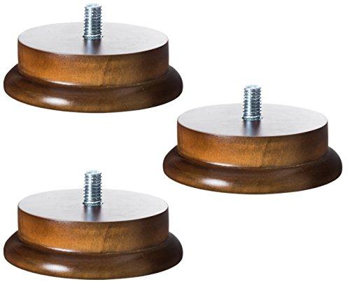 Beer Tap Handle Single Display Stand - Solid Wood (3)
