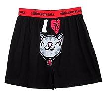 Big Bang Theory I Love Soft Kitty Boxer Shorts