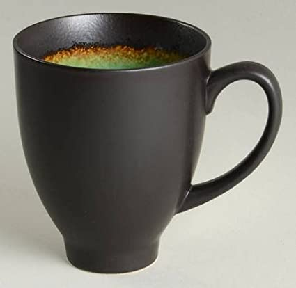 Baum Brothers Galaxy Coupe-Jade Mug Fine China Dinnerware & Amazon.com | Baum Brothers Galaxy Coupe-Jade Mug Fine China ...