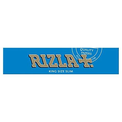 Rizla Blue King Size Slim 50pks//Box