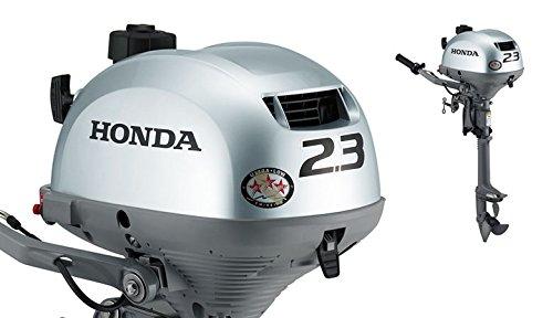 "Honda Marine BF2.3 2.3 HP Engine 15"" Shaft Gas Powered Outboard Motor"