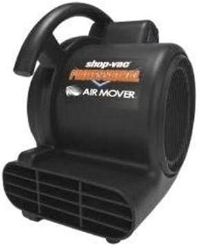 Shop Air 500 CFM Air Mover Three-speed air control